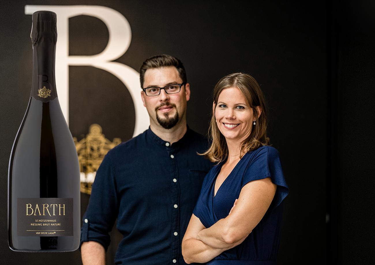 Mark und Christine Barth