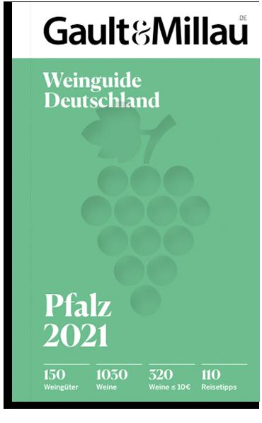 Pfalz 2021 Weinguide