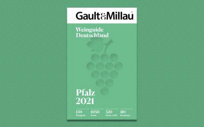 Jetzt erhältlich: Weinguide Pfalz 2021