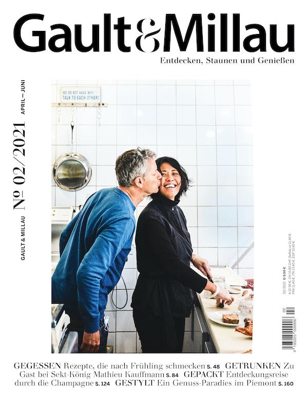Gault&Millau Magazin