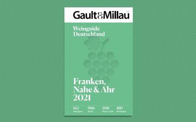 Jetzt erhältlich: Weinguide Franken, Nahe & Ahr