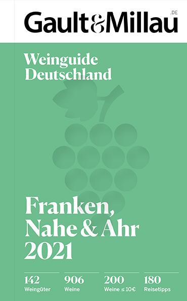 Weinguide Franken, Nahe & Ahr 2021