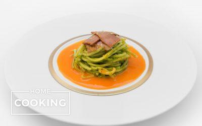 Spaghetti in maurischer Taratata-Sauce – Ciccio Sultano