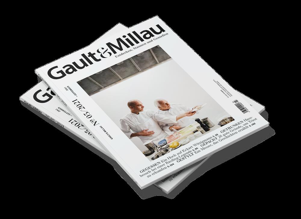 Gaul&Millau Magazin