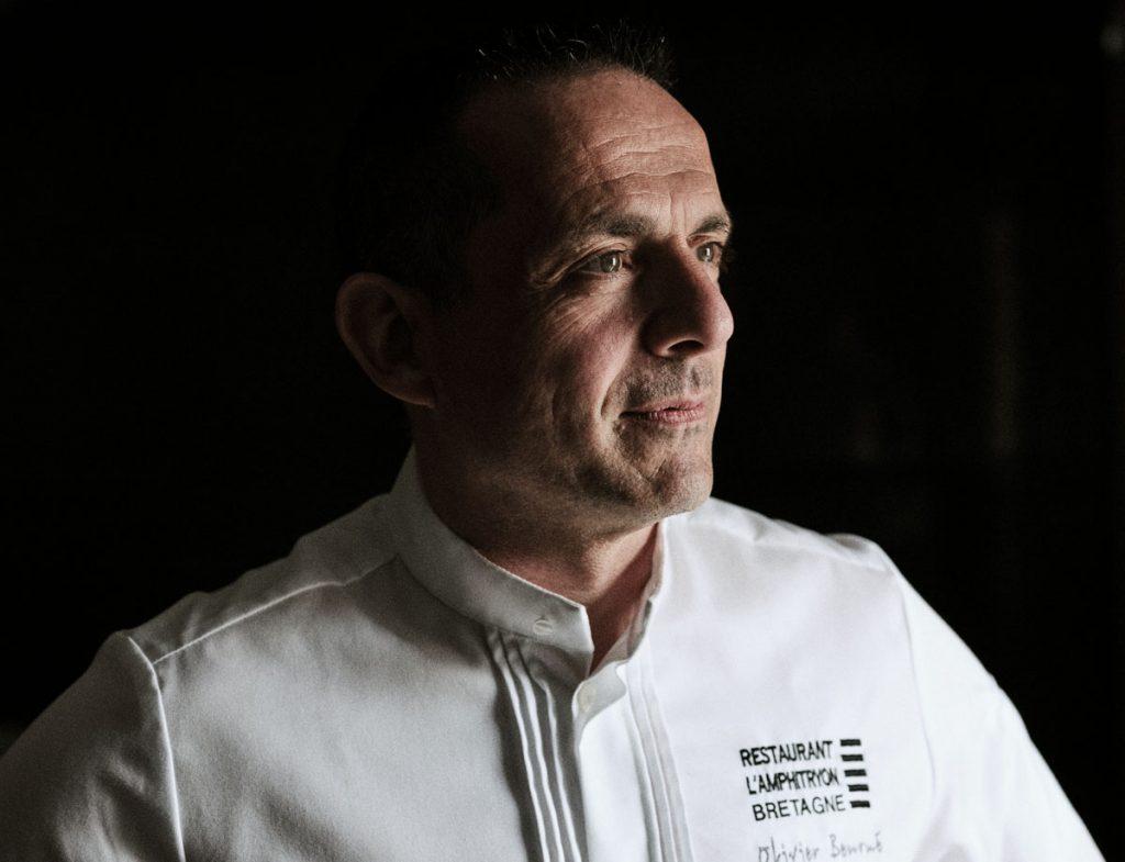 Olivier Beurné ist 52 und der neue Chef im berühmten Amphitryon.