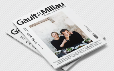 Jetzt erhältlich: Die 3. Ausgabe des Gault&Millau Magazins