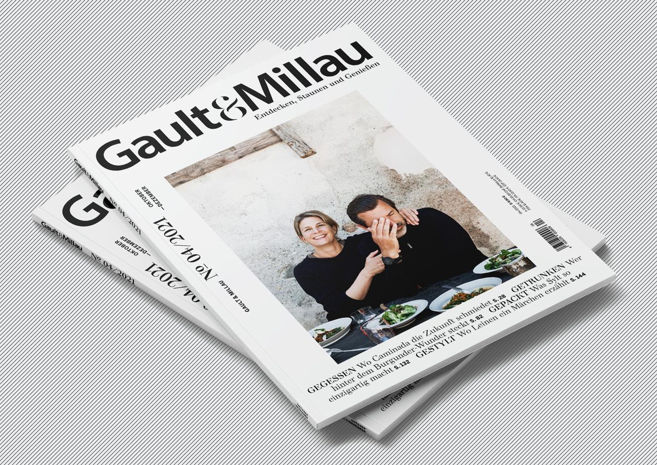 Gault&Millau Magazin Ausgabe 3