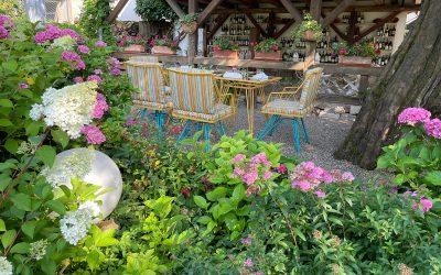 Die schönsten Restaurants mit Gärten und Terrassen