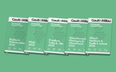 Die Gault&Millau-Weinguide-Reihe 2021